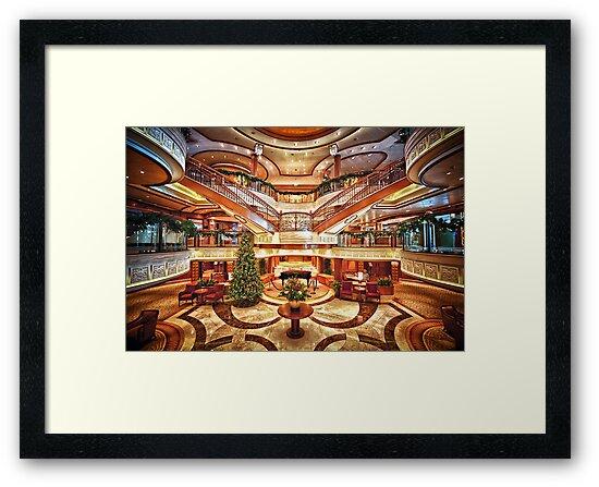 The Grand Lobby by GIStudio