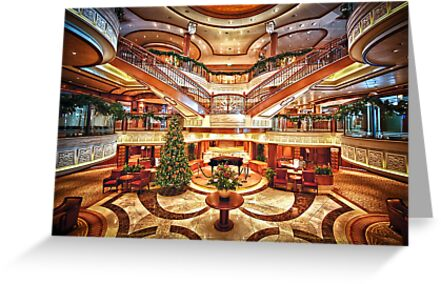 The Grand Lobby by GIStudio