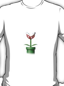 Super Mario Piranha Plant T-Shirt