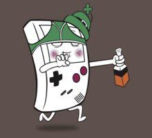 Drunken Gameboy by nrxia