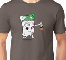 Drunken Gameboy Unisex T-Shirt