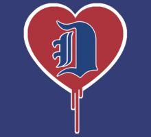 DETROIT LOVE by S DOT SLAUGHTER