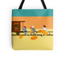 How Can A Train Be Lost? Tote Bag