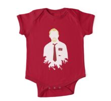 You've Got Red On You One Piece - Short Sleeve