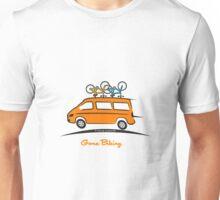 Mercedes Sprinter Gone Biking Unisex T-Shirt