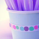Purple by Lili Ana