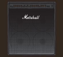 marshall amp by edomenech