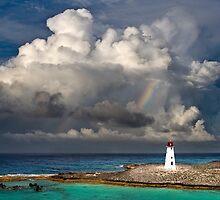 Nassau Bahamas, the light house by iamwiley