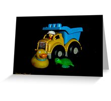 Childs Play Two Greeting Card