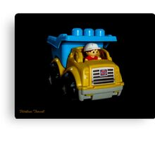 Childs Play Two Canvas Print