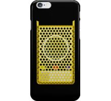 Beam me up Scotty iPhone Case/Skin