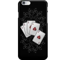 Hand of Cards .. iphone case iPhone Case/Skin