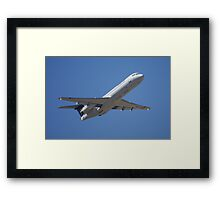 Alliance Airlines F-100 Framed Print