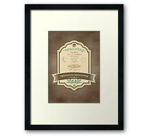 Bywater Brewery Framed Print