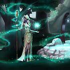 Moonglade by Nancy Cho