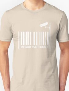 In God we trust 2 Unisex T-Shirt