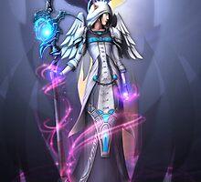 Dark Archangel by Nancy Teeple