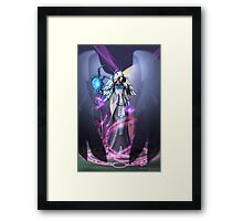 Dark Archangel Framed Print