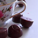 Tea and Chocolate by Olivia Moore