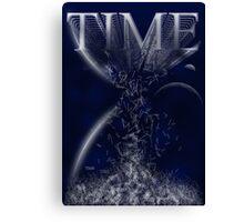 Time. Canvas Print