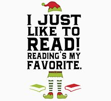 Reading Is My Favorite!  Unisex T-Shirt