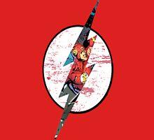 The Flash Comic Strip Logo T-Shirt