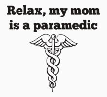 My Uncle Is A Paramedic Kids Tee