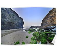 Cornwall: Bossiney Haven Poster
