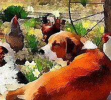 Friendship Gardens by Carolyn Wright