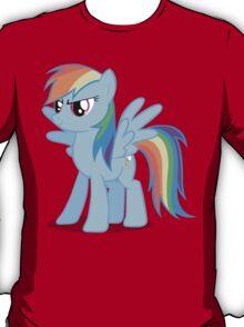 Rainbow Dash stance T-Shirt