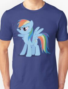 Rainbow Dash stance T-Shirt