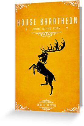House Baratheon by liquidsouldes