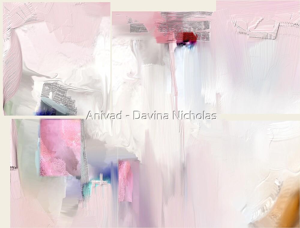 Pink Poetry by Anivad - Davina Nicholas