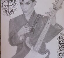 Prince Rogers Nelson by Kashmere1646