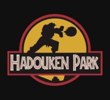 Hadouken Park by beavergeek