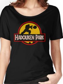 Hadouken Park Women's Relaxed Fit T-Shirt