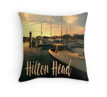 Hilton Head Throw Pillow