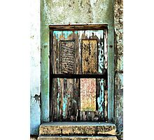 Door To The UnKnown Photographic Print