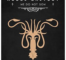 House Greyjoy by liquidsouldes