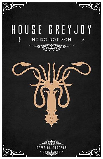 House Greyjoy by liquidsouldes