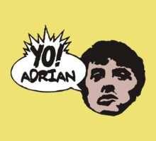 Yo! Adrian Raps One Piece - Short Sleeve