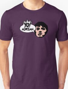 Yo! Adrian Raps Unisex T-Shirt