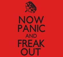 Now Panic And Freak Out by Leylaaslan