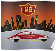 The Mob Boss Mobile Poster