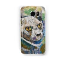 Space Cat Samsung Galaxy Case/Skin