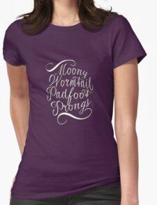 Marauders Womens Fitted T-Shirt