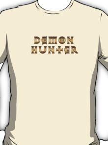 Demon Hunter (Rust Version) T-Shirt
