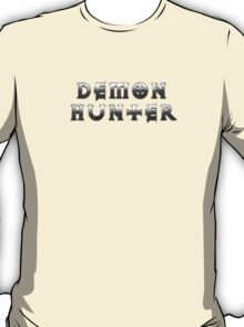 Demon Hunter (Silver Version) T-Shirt
