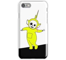 Deviltubbies - Look Ma, No Hands! iPhone Case/Skin