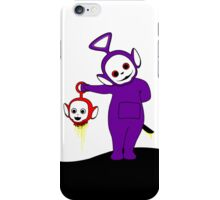 Deviltubbies - Look What I Found iPhone Case/Skin